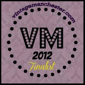 Best Vintage Photographer - Vintage Manchester  Awards
